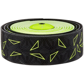 Supacaz Super Sticky Kush Starfade Lenkerband neon gelb